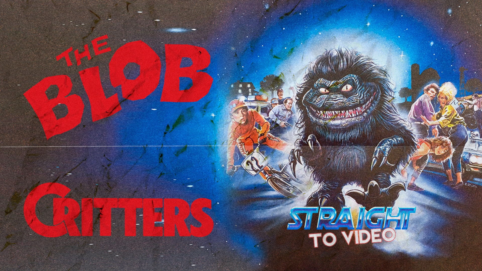 Poster Straight to Video: Monster Madness