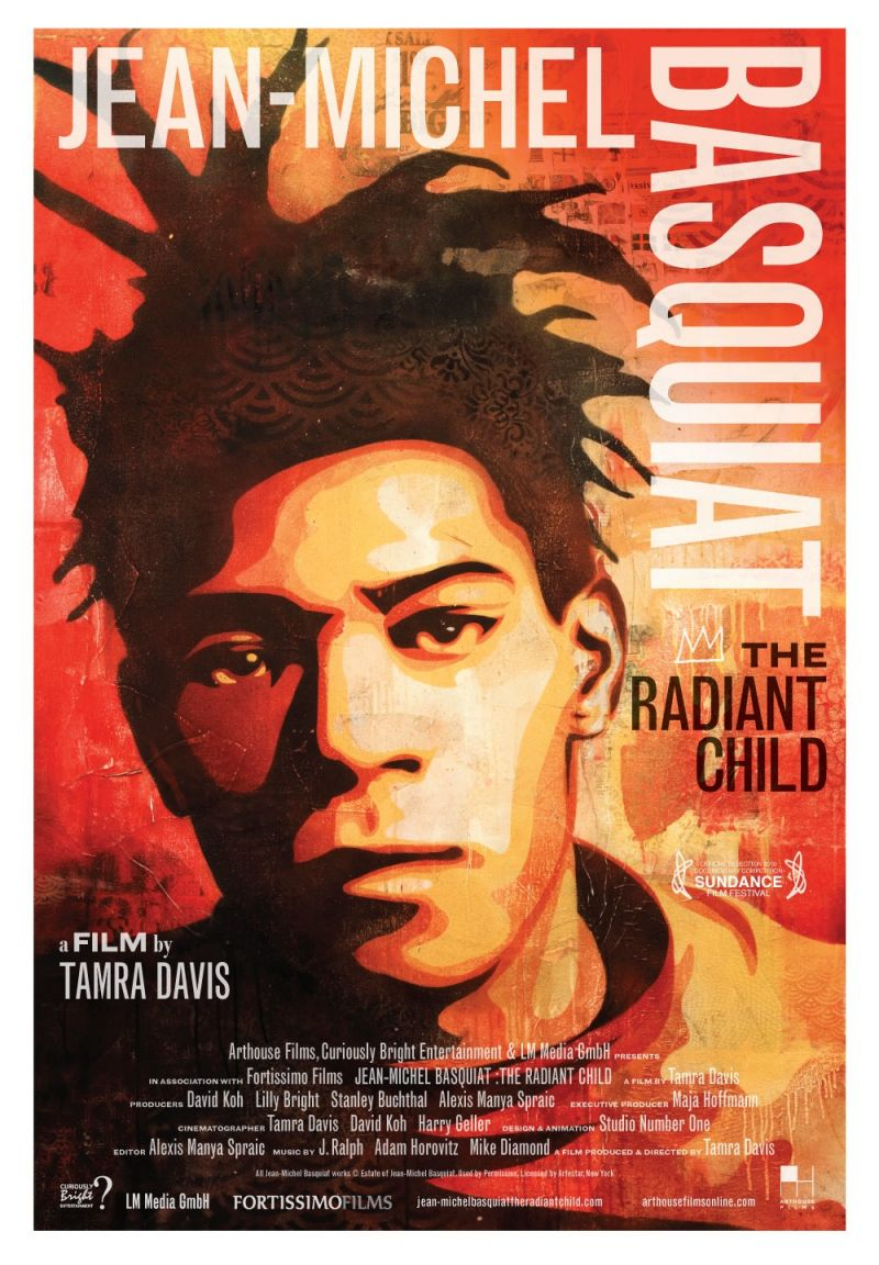 Poster Jean-Michel Basquiat: The Radiant Child