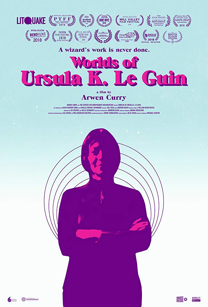 Poster Worlds Of Ursula K. Le Guin