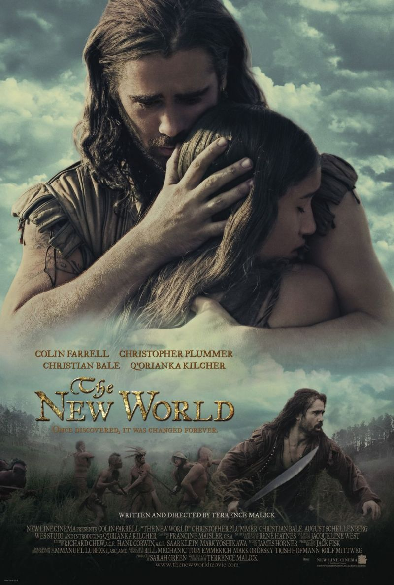 Poster The New World: Extended Cut