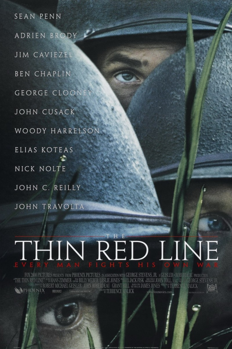 Poster The Thin Red Line
