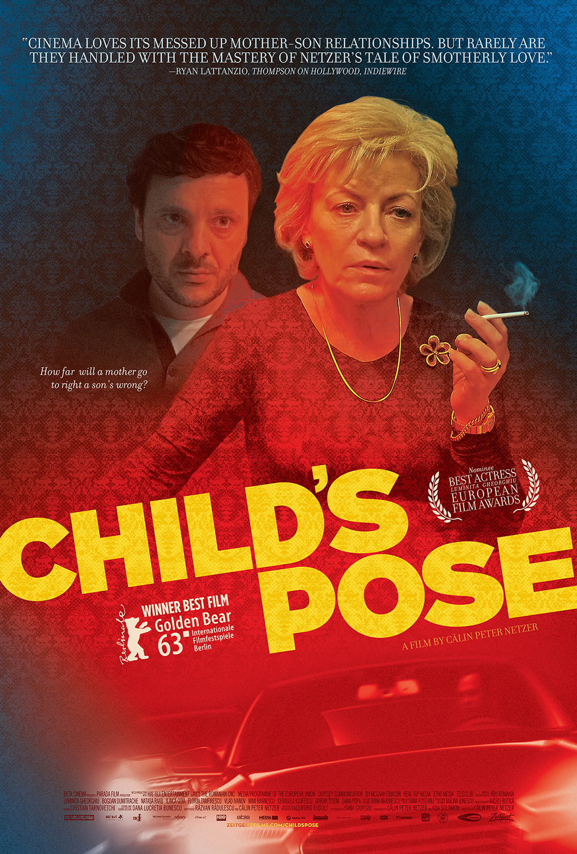 Poster Child's Pose