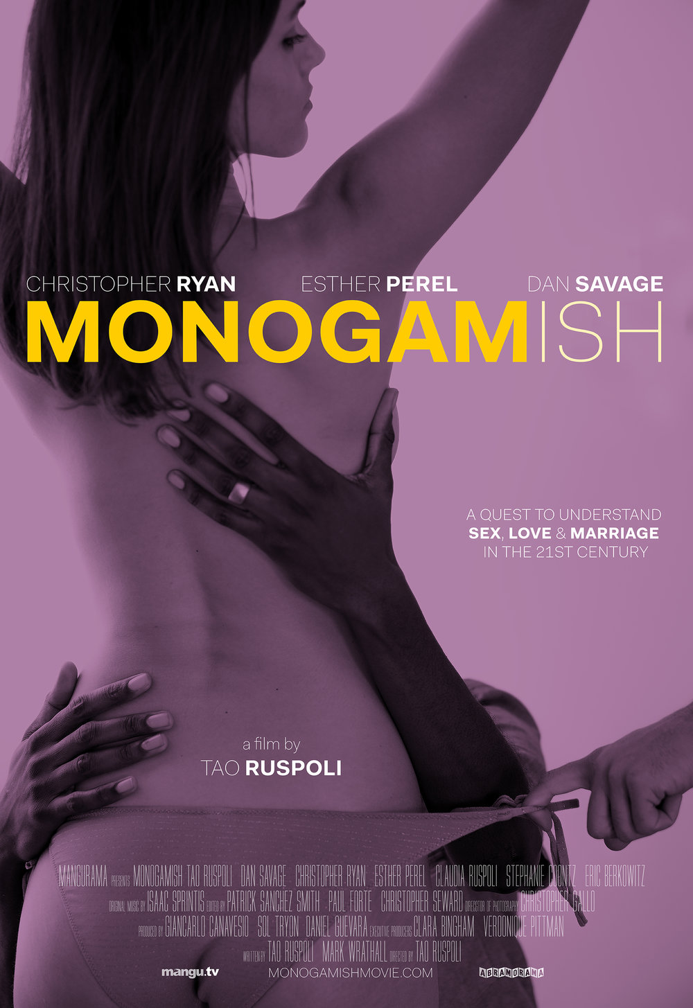 Poster Monogamish