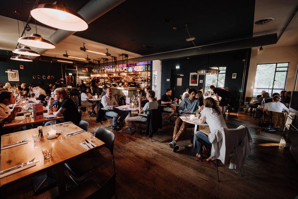 Strangelove Restaurant Bar