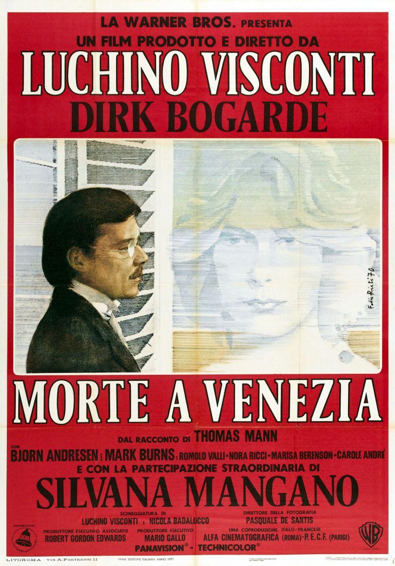 Poster Death In Venice