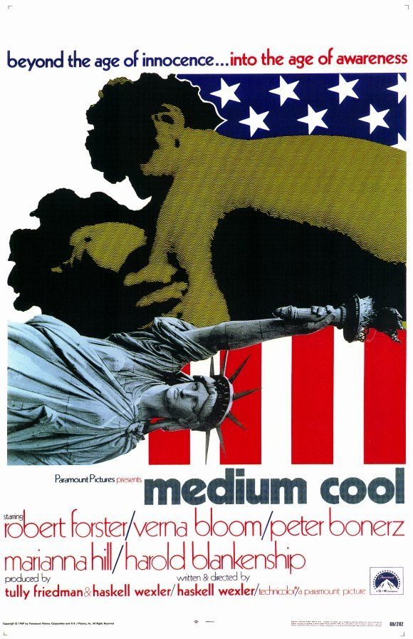 Plokta: Medium Cool (1969)