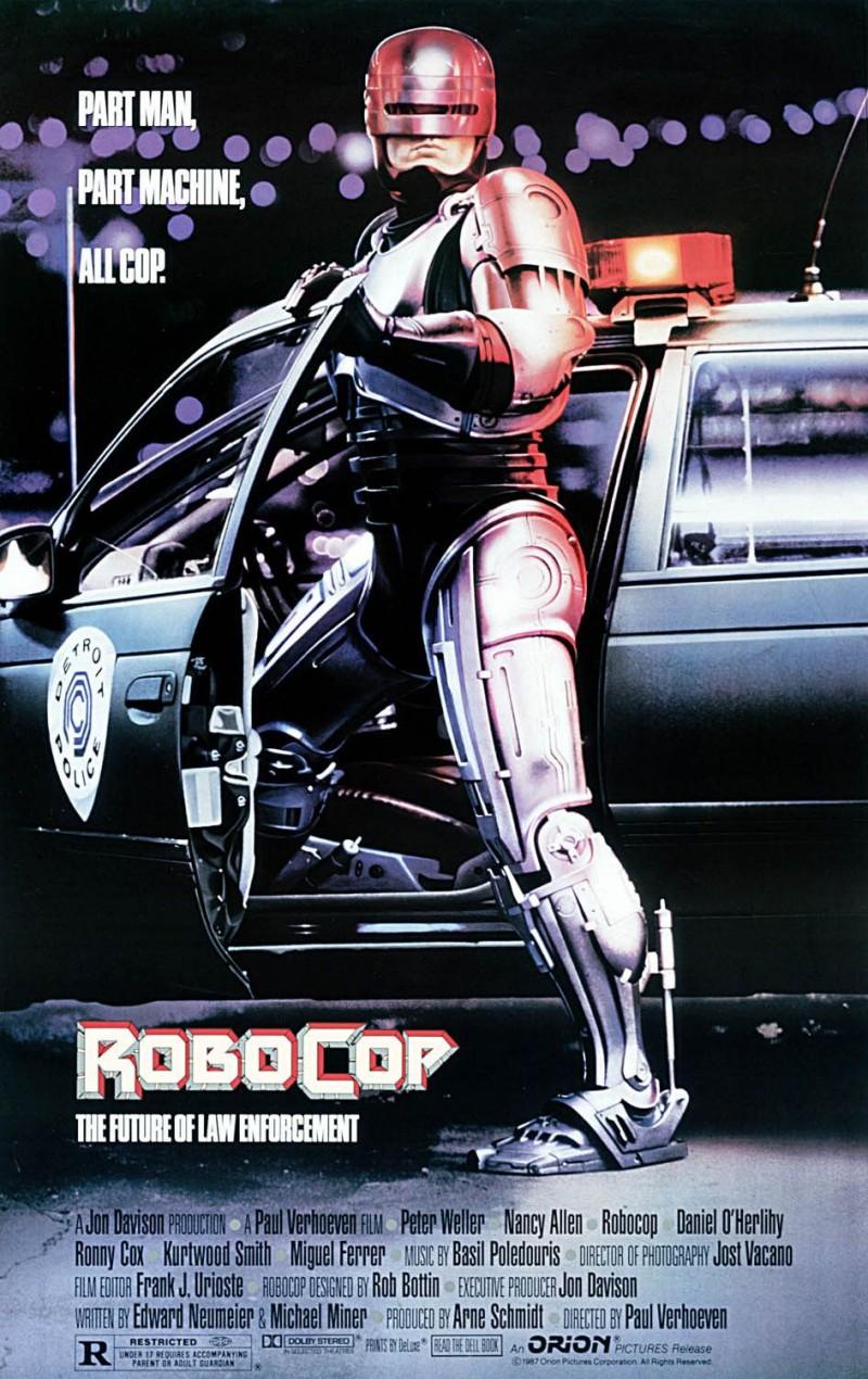 Poster Plokta: Robocop (1987) + talk by Florian Cramer