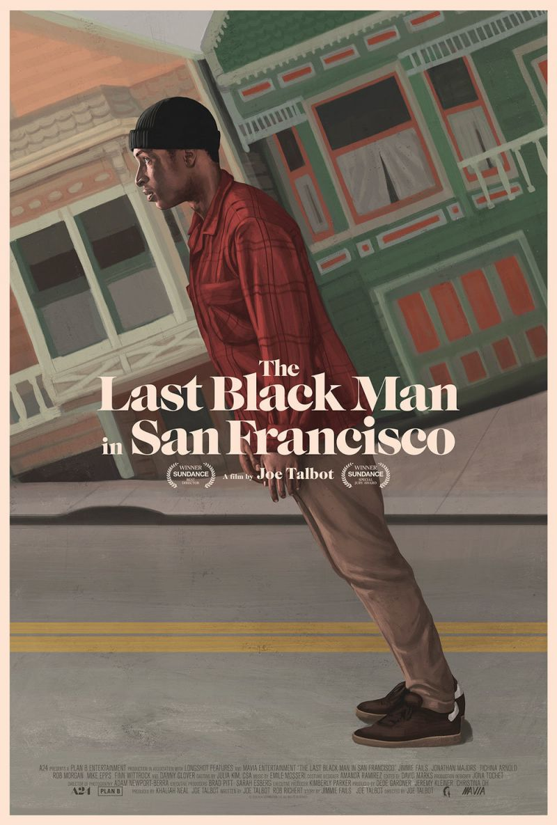 Poster The Last Black Man In San Francisco