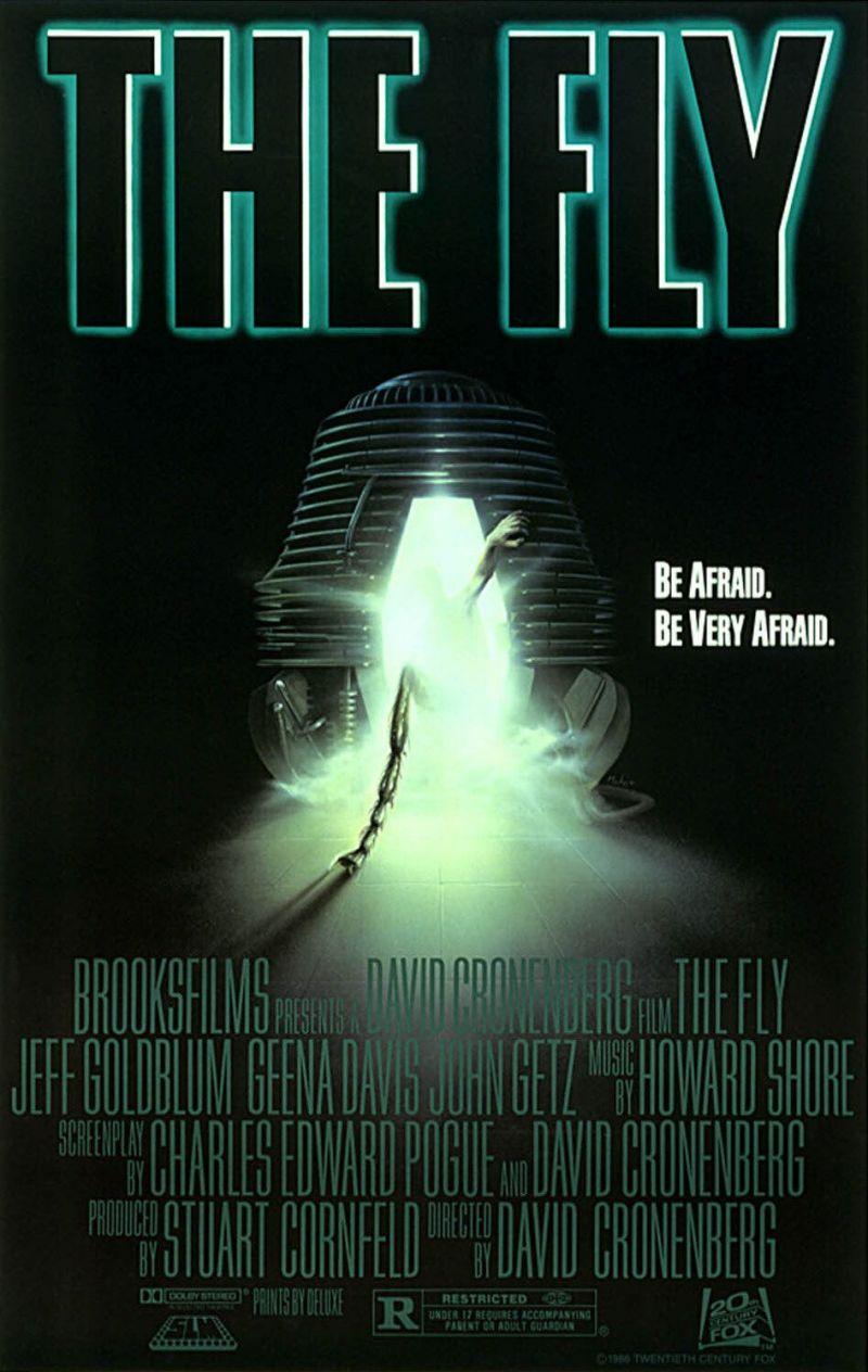 Poster The Fly