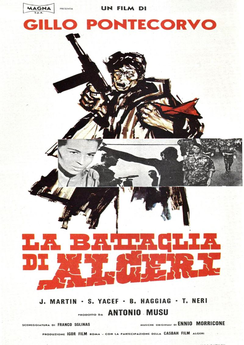 Poster The Battle Of Algiers