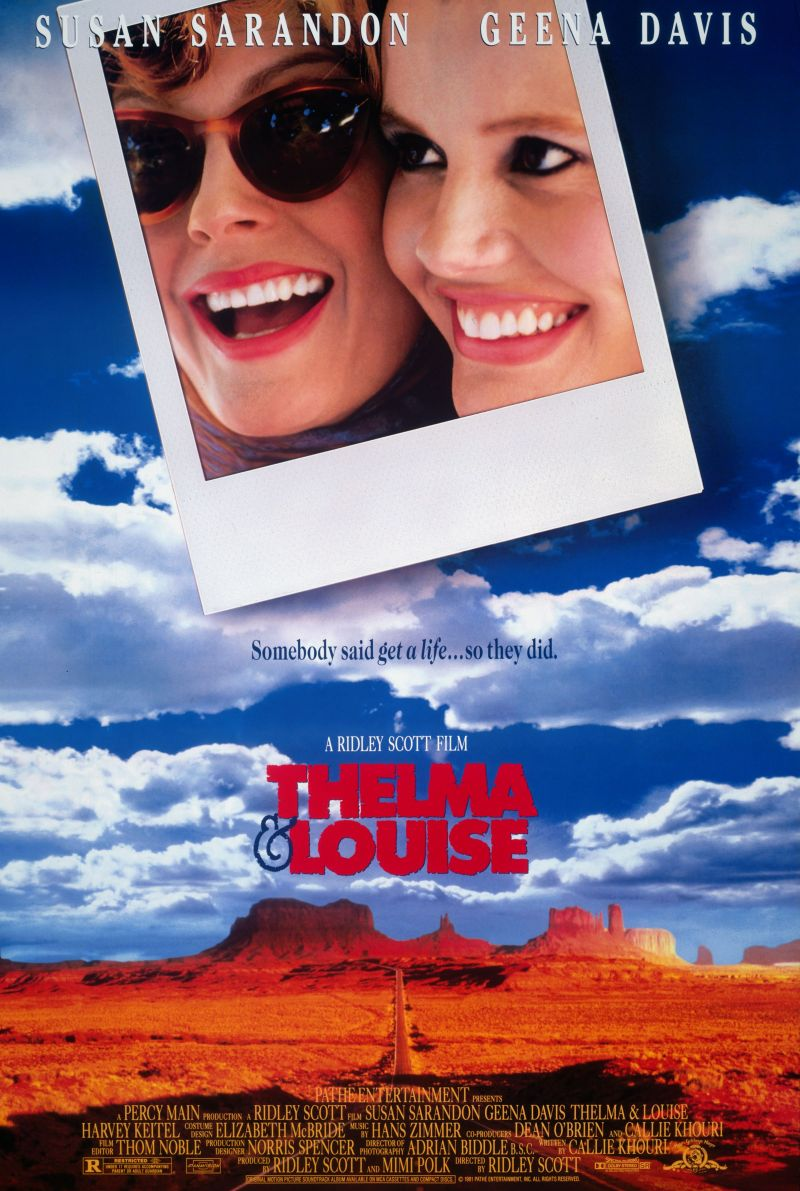 Poster Thelma & Louise (Cinetol)
