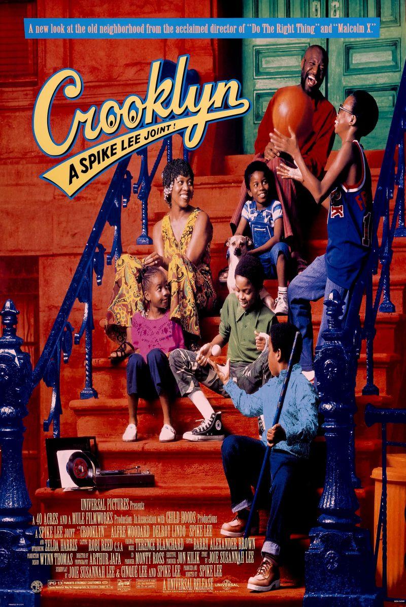 Poster Crooklyn