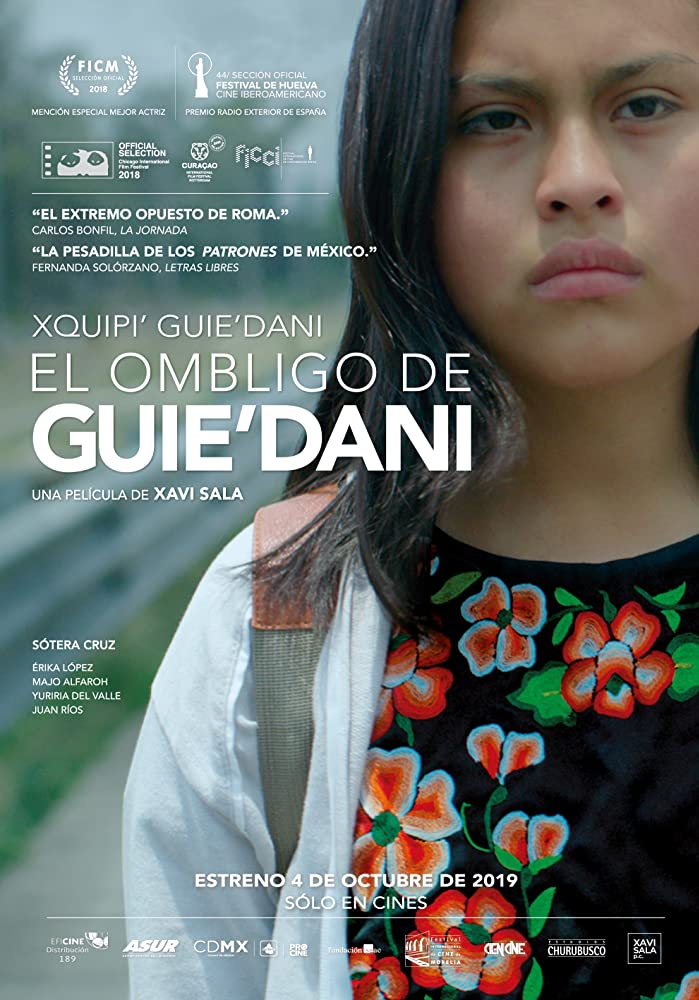 Poster Humans Of Film Festival: Guie'dani's Navel + Q&A