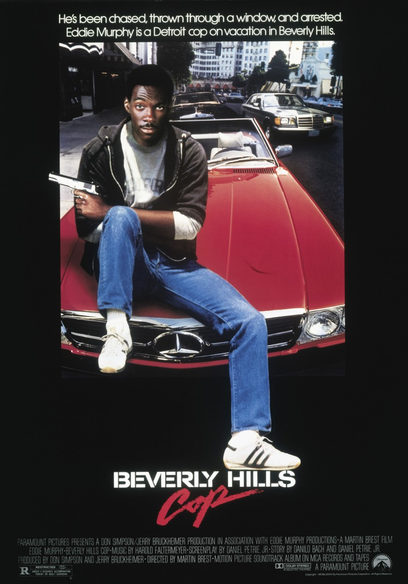Poster Beverly Hills Cop