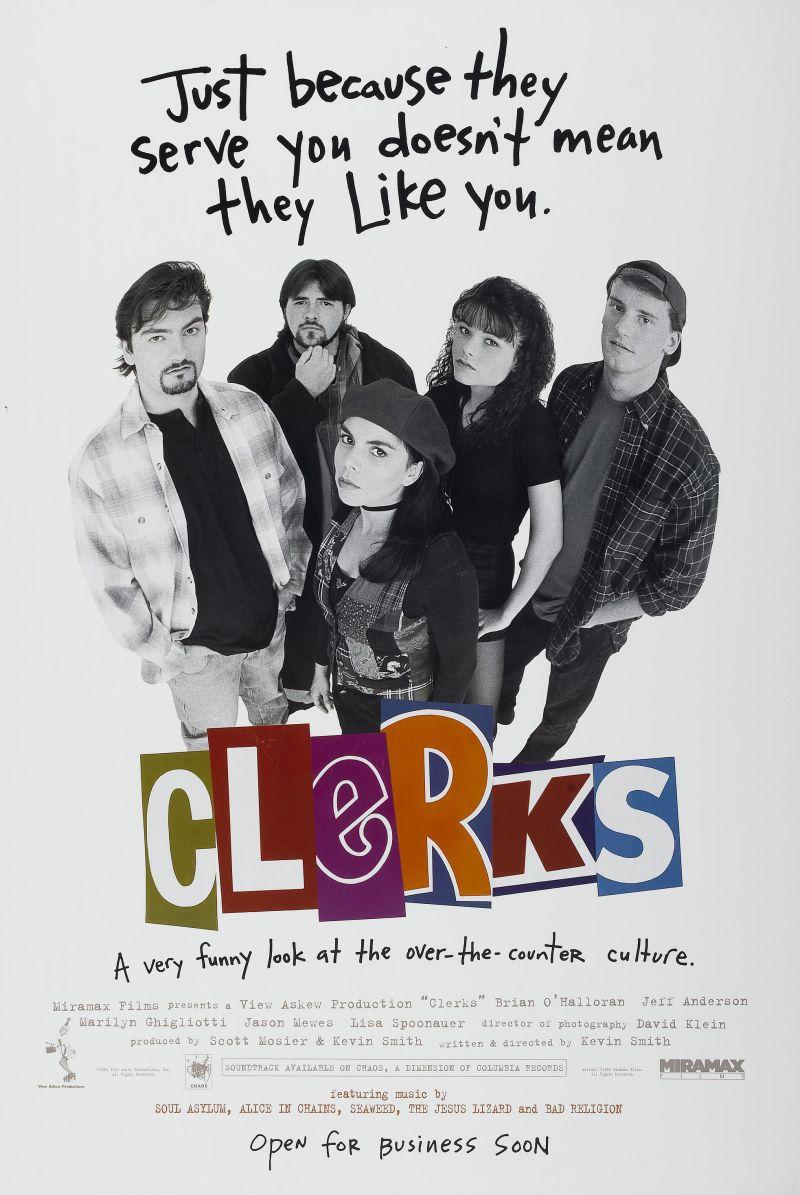 Poster Clerks