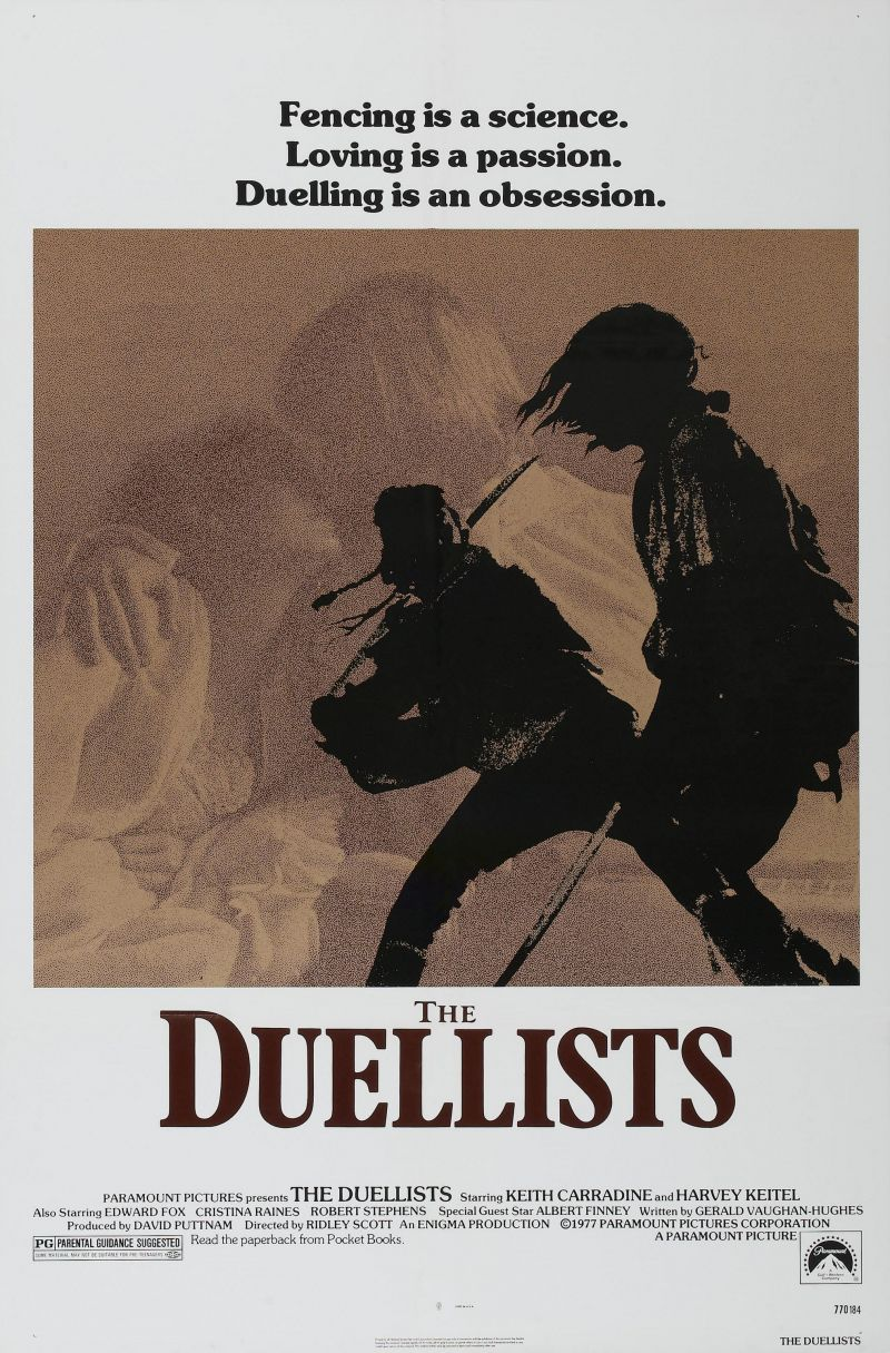 Poster The Duellists
