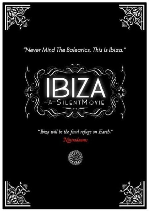 Poster ADE: In-Edit presents Ibiza: The Silent Movie + Q&A