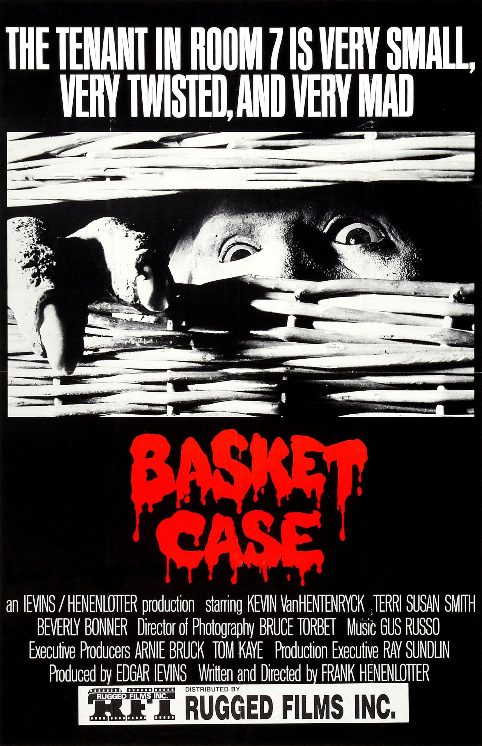 Club Imagine & Straight To Video: Basket Case