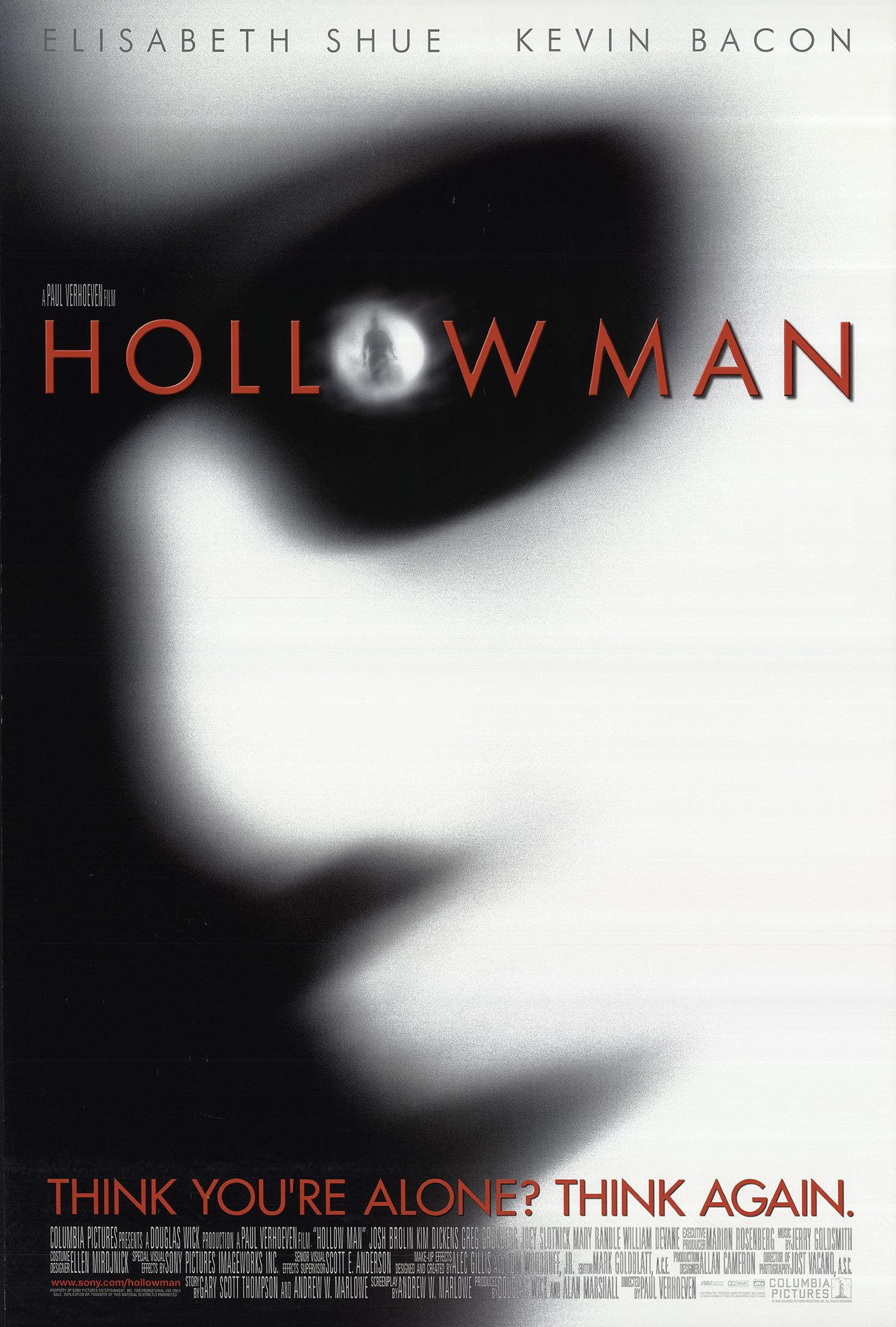 Poster Hollow Man