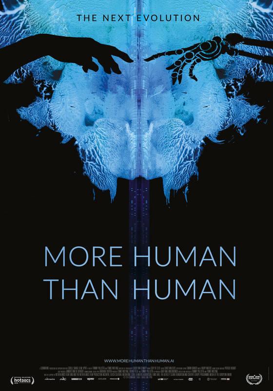 Poster More Human Than Human