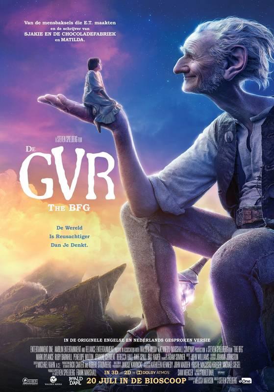 Poster De GVR