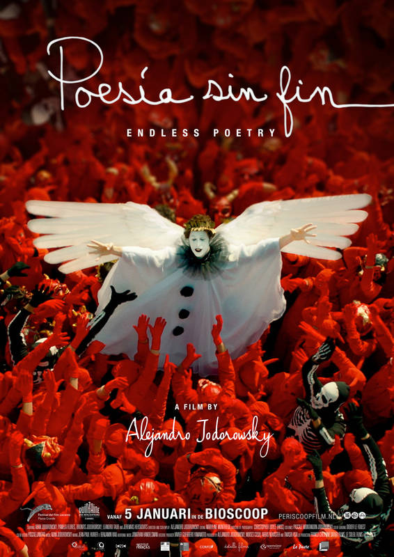 Poster Poesia sin fin