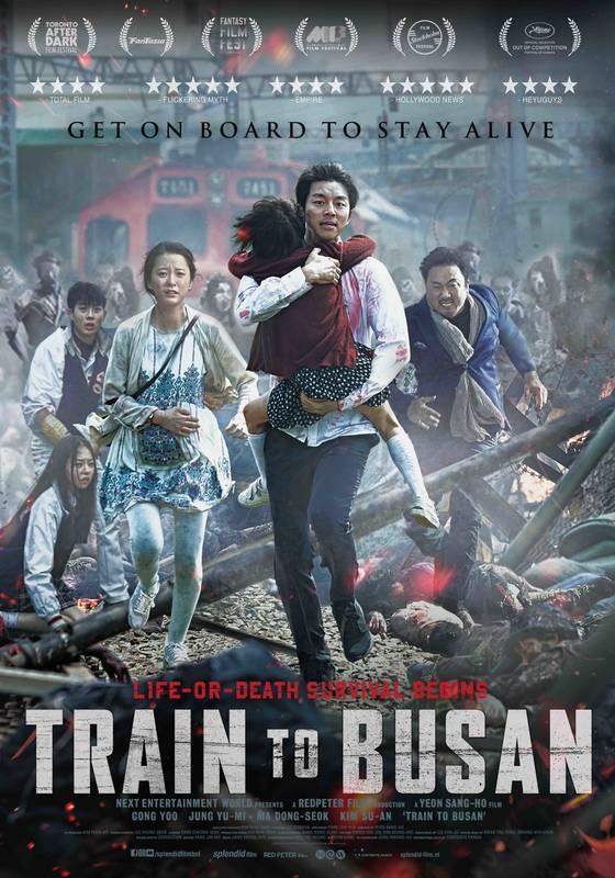 Poster Train to Busan