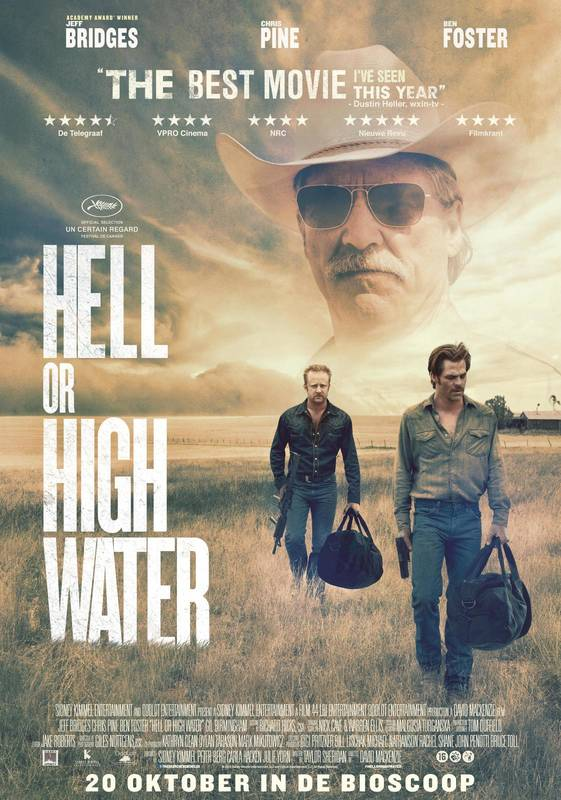 Poster Hell or High Water