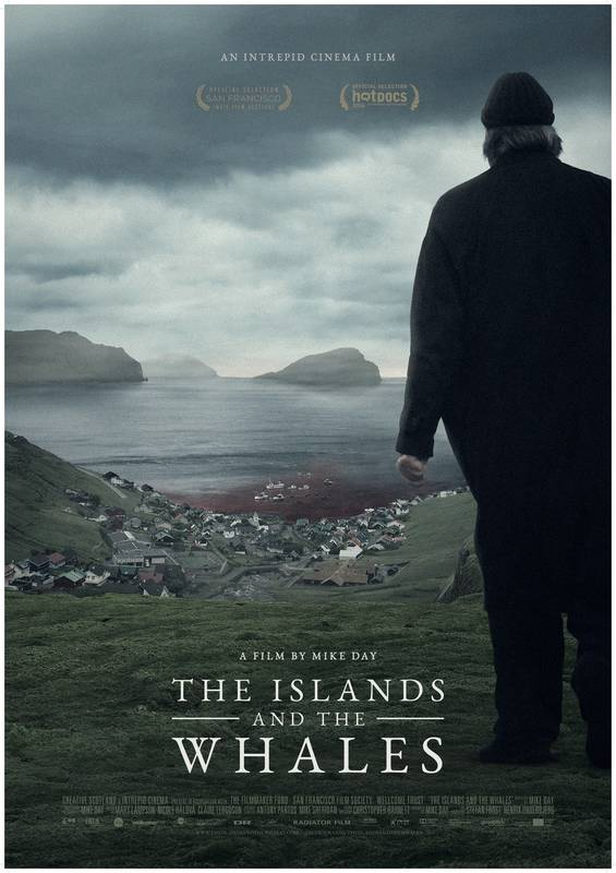 Poster The Islands and the Whales