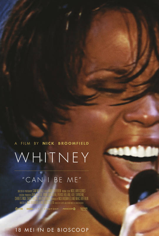 Poster Whitney: Can I Be Me