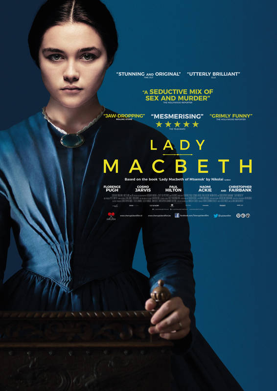 Poster Lady Macbeth