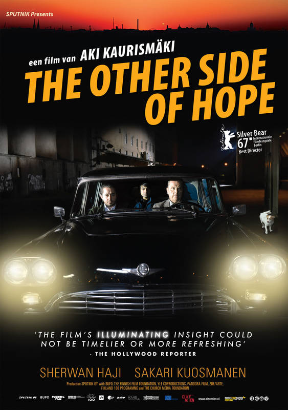 Poster Other Side of Hope, The