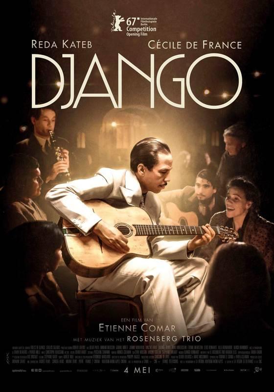 Poster Django Melodies