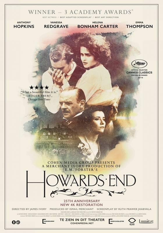 Poster Howards End
