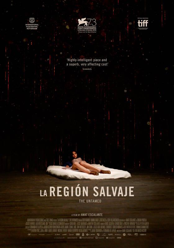 Poster Región Salvaje, La