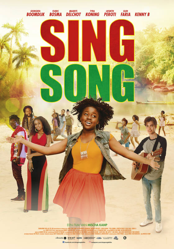 Poster Sing Song