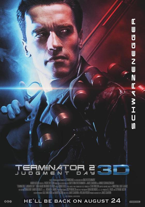 Poster Terminator 2: Judgment Day