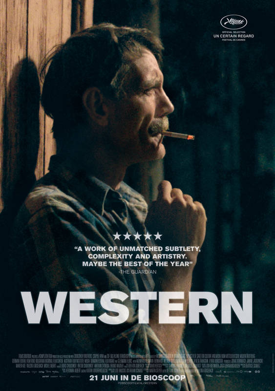 Poster Western
