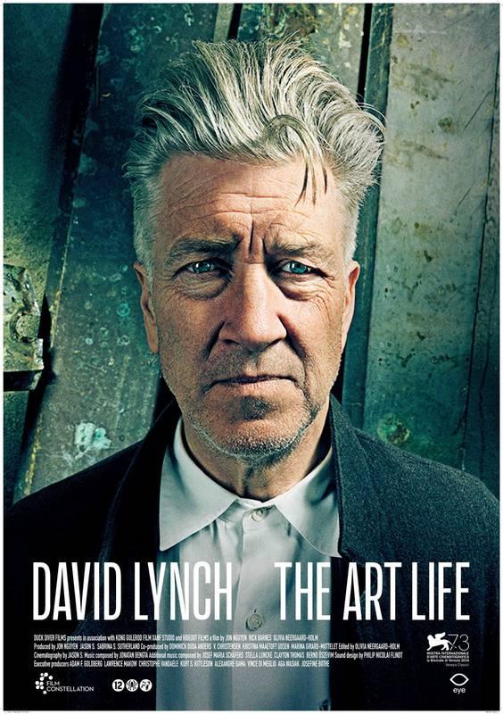 Poster David Lynch: The Art Life