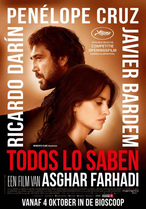 Poster Todos Lo Saben
