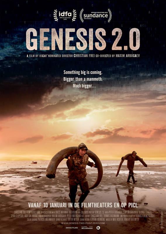 Poster Genesis 2.0
