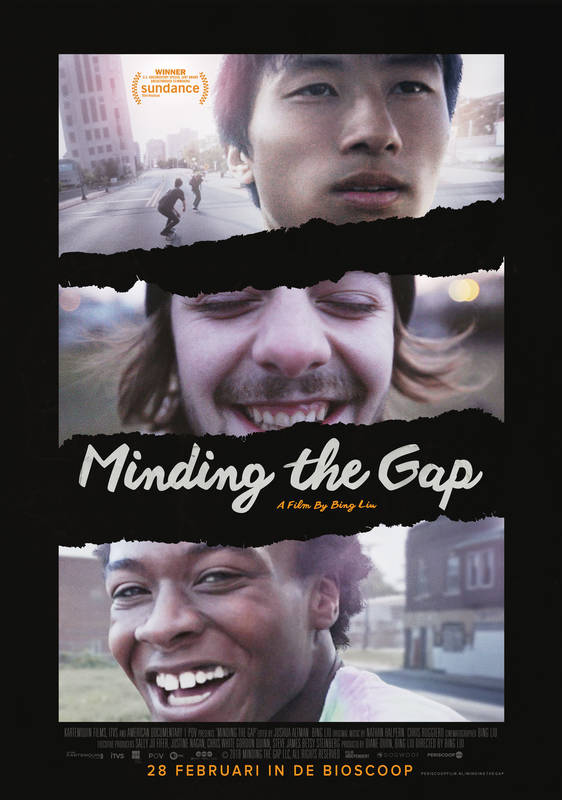 Poster Minding The Gap