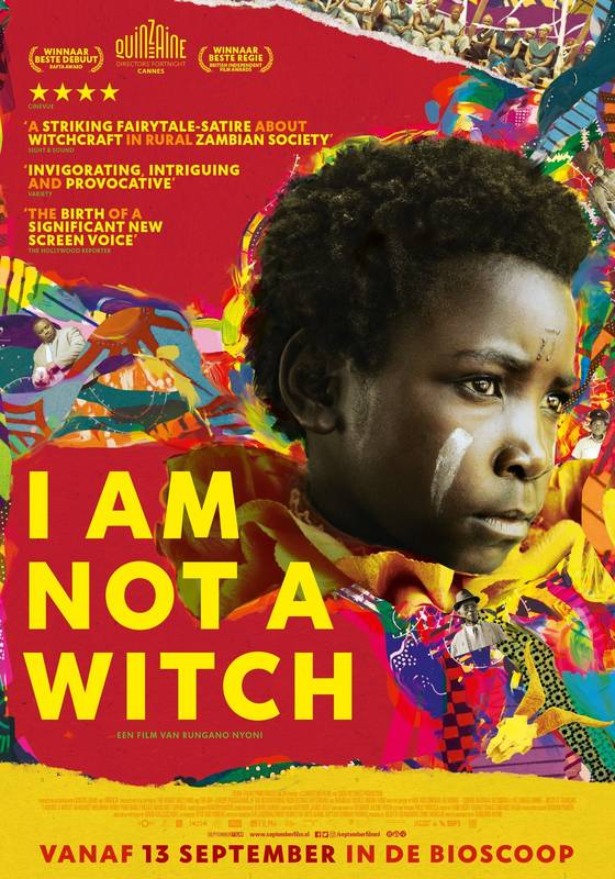 Poster I Am Not A Witch