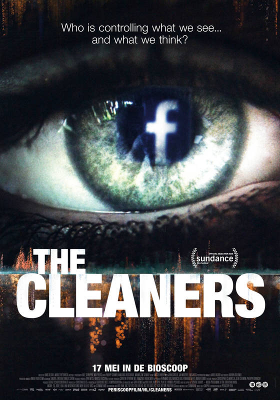 Poster Rietveld pres. The Cleaners
