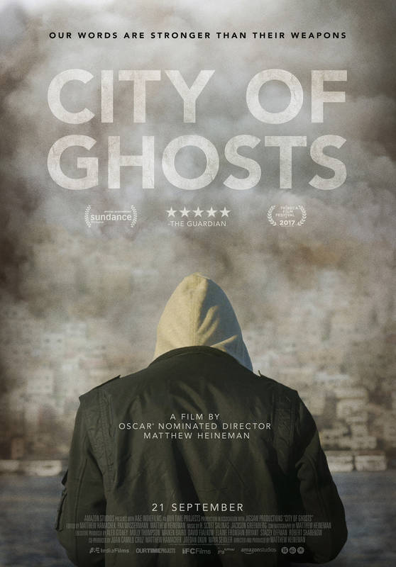 Poster City Of Ghosts