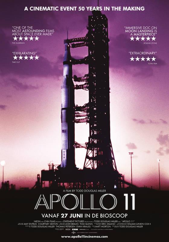 Poster Apollo 11