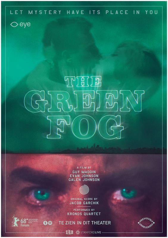 Poster The Green Fog
