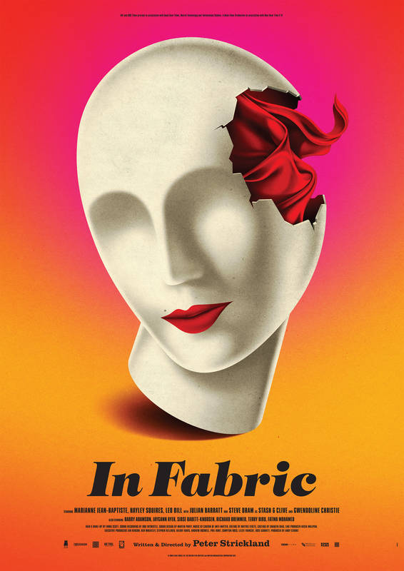 Poster In Fabric