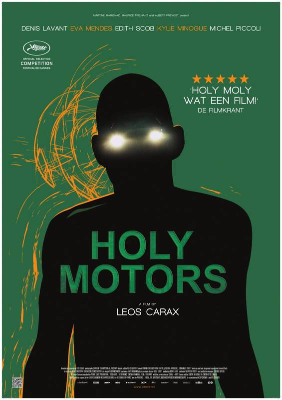 Poster Holy Motors