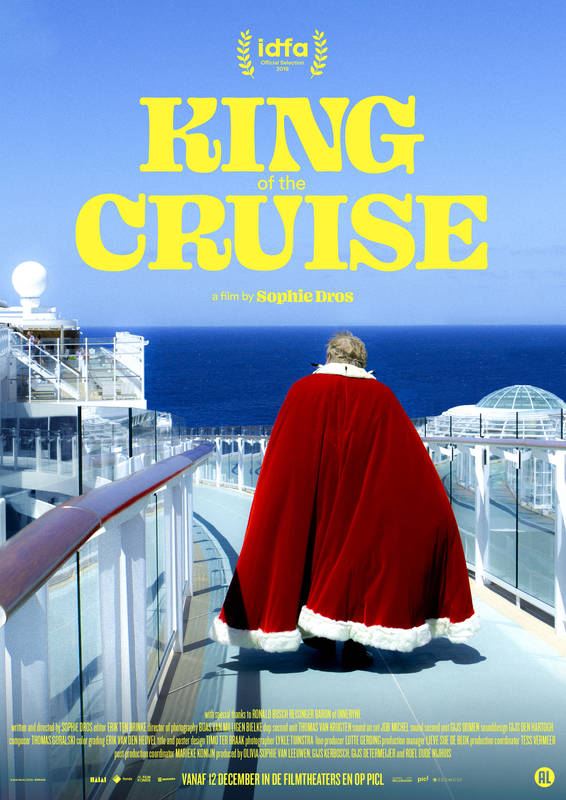 Poster King Of The Cruise